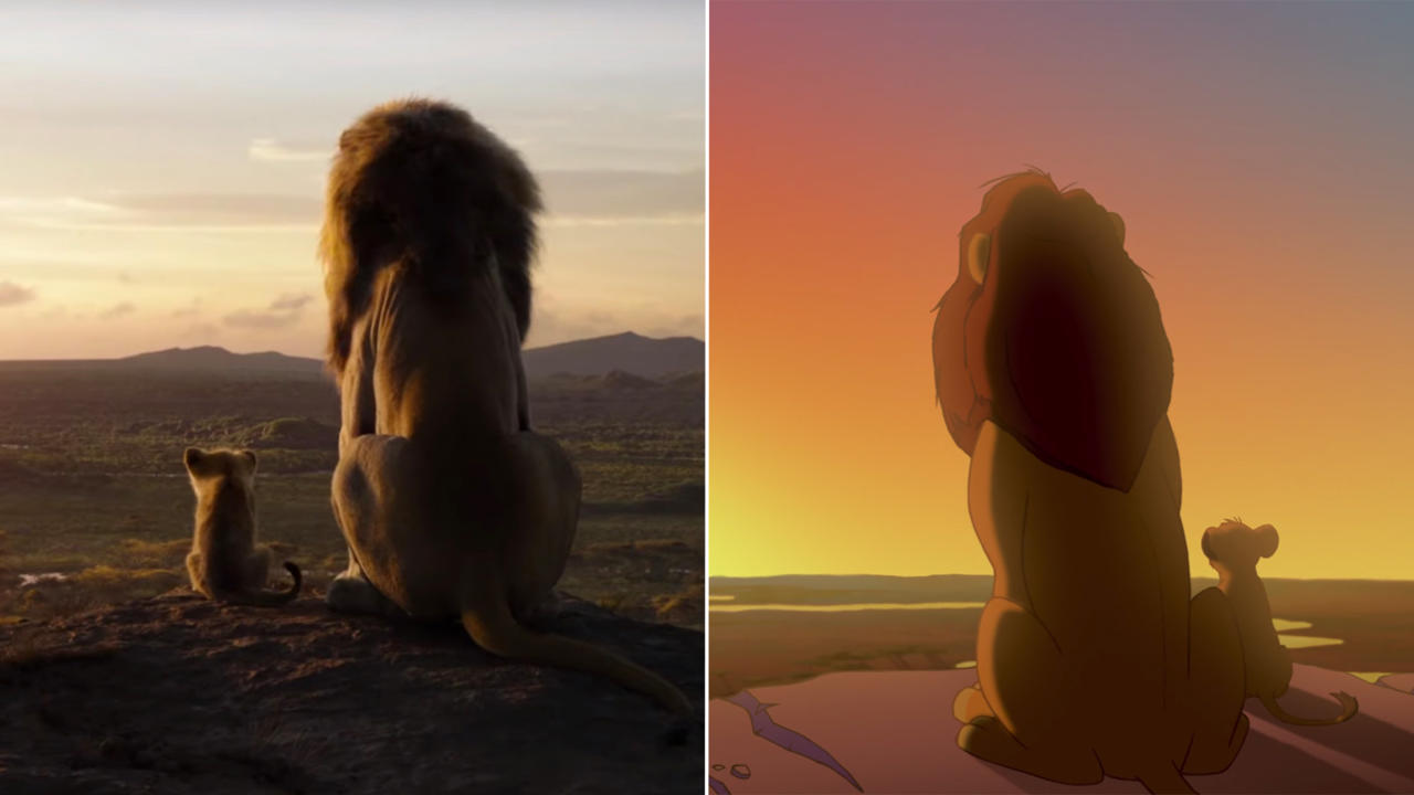 Lion King 2019 Vs 1994 25 Differences Hardcore Fans Noticed Pt 2