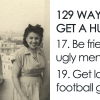129 Ways To Get A Husband