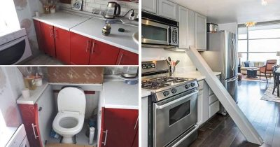 People Shares Hilariously Worst Kitchen Designs Ever