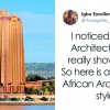 Guy Shared 44 African Architecture That Aren't Showcased Compared To European And Asian