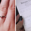 Woman Shames Her Fiancé After Knowing The Cost Of Her Engagement Ring
