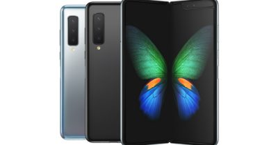 Samsung Galaxy Fold, the new foldable phone, is available now in South Korea.