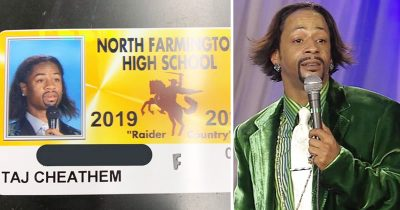 High School Allowed Students Dress Up For Their ID Pics And The Results Are Hilarious
