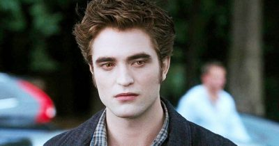 Stephanie Meyers' 'Twilight' saga did portray Edward Cullen as a serious vampire, but not one who's not capable of smiling.