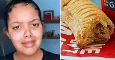 Vegan Student Is 'Traumatised For Life' After Biting Into A Pork Sausage Roll By Greggs