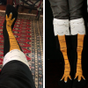 Be Different With These Chicken Leg Socks That Are Sweeping The Internet
