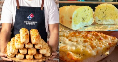 You Can Become Domino's 'Garlic Bread Taste Tester' And Get Paid $30 An Hour.