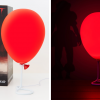 Somebody Just Made A Spooky 'IT' Pennywise Balloon Lamp And Sells It For $37