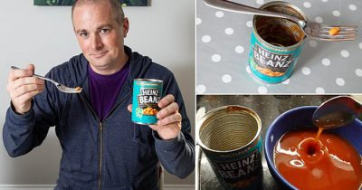 Shopper Claims He Found Only One Bean In His Can Of Heinz Beanz