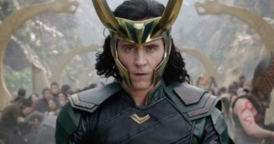 Tom Hiddleston says his Loki show will answer his and the cube's fate.