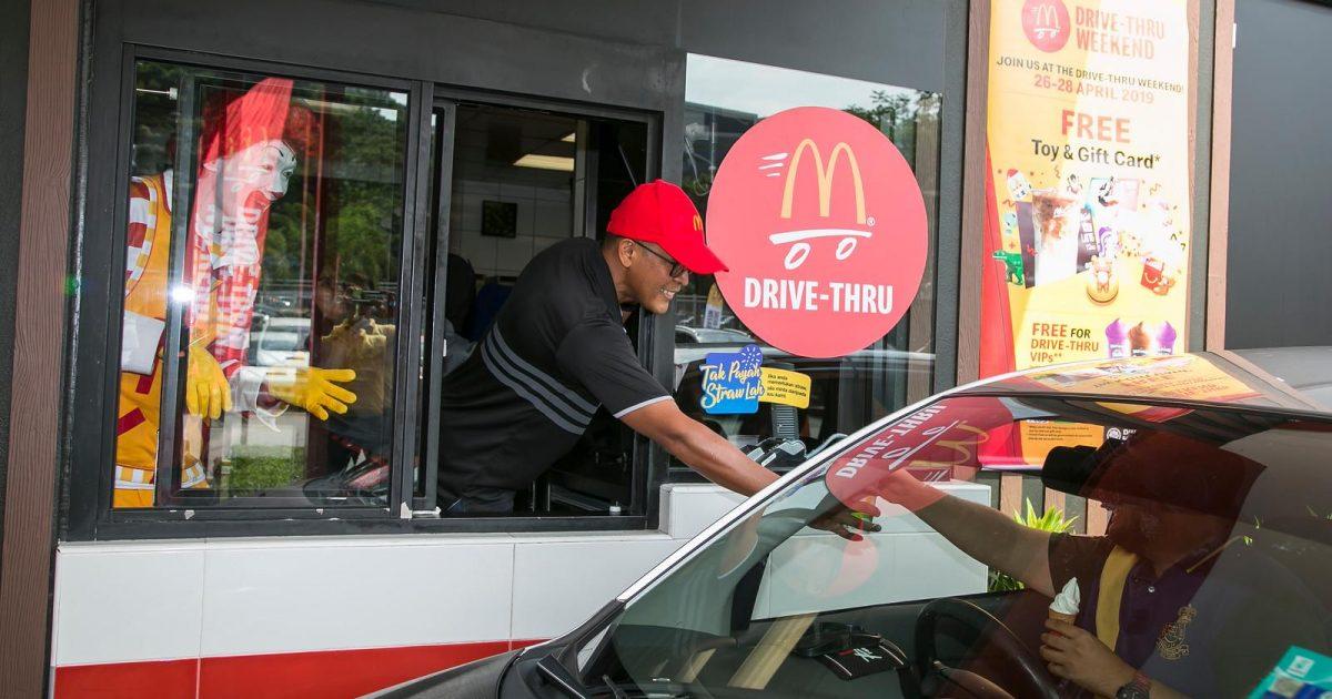 McDonald's Drive-Thru Will Soon Be AI Controlled