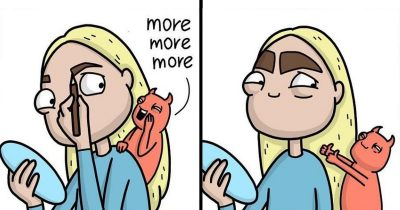 Artist Shows Little Annoying Girl Issues Through Her 40 Hilarious Comics