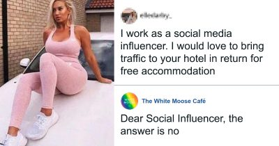30 Times Influencers Got Hit Back Hard For Their 'Exposure' Offer For Free Things