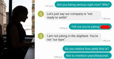Petty Guy Cost A Woman Her Job For Rejecting Him During College Years Goes Viral