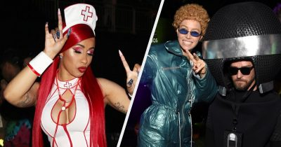43 Celebrities' Halloween Costumes From 2019 - So Far