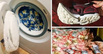 22 Hilarious Times People Forgot Things In The Laundry