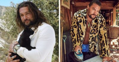 Jason Momoa's New Pictures For A Magazine Got 1.3 Million Likes In Less Than 24 Hours