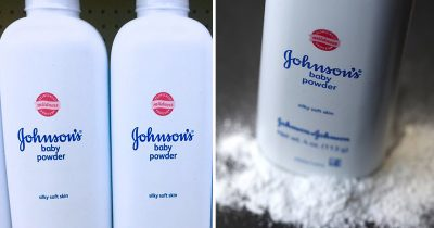 Woman Wins $40.3 Million In Lawsuit Over Johnson & Johnson Baby Powder Linked To Cancer