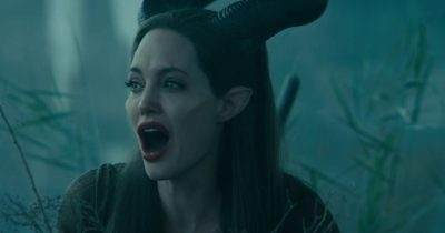 Maleficent cursed with weak opening weekend.