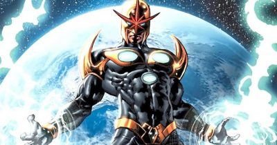Marvel is rumored to bring back a forgotten hero, Nova, to Phase 5.