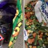 Mom Hides Secret Chocolate Stash Inside The Frozen Vegetables