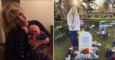 Mom Feels Asleep Breastfeeding And Woke Up To Find Her Baby Son Lifeless In Arms