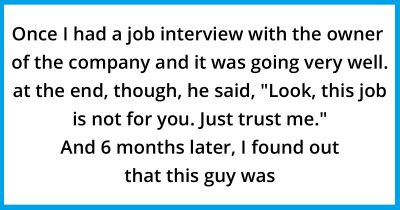 Internet Users Revealed The Most Awkward Job Interviews They've Had
