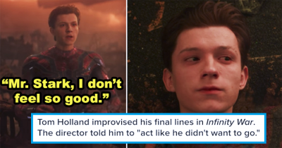 13 Most Memorable Moments From The MCU Movies That Were Unscripted