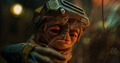 Star Wars revealed a new droidsmith called Babu Frik.