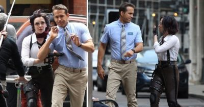 Ryan Reynolds Auditioned For Iron Man But Was Escorted By The Security