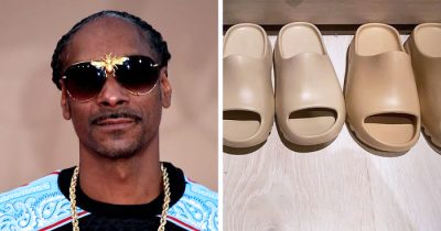 Snoop Dogg Laughed At Kanye West's New Fashion Slides And Dubbed It 'Jail Slippers'