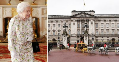 The Queen Is Hiring A Trainee Butler To Work At Buckingham Palace 7 Days A Week For £8.96 An Hour And Free Accommodation
