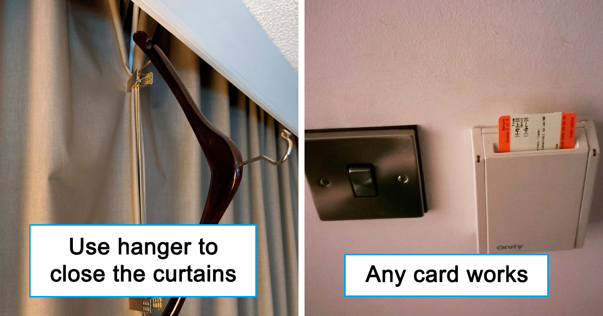 25 People Shared Amazing Hotel Hacks To Improve Your Stay When You Travel