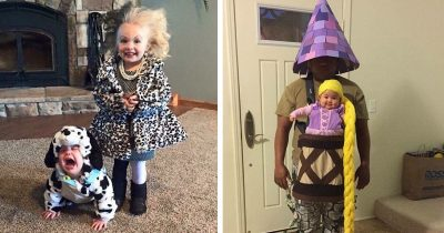 30 Baby Halloween Costumes That Are Hilariously Cute Yet Scary