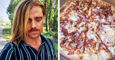 Furious Vegan Is Struggling To Get Over Trauma Of Eating 'Vegan Pizza' With Ham On It