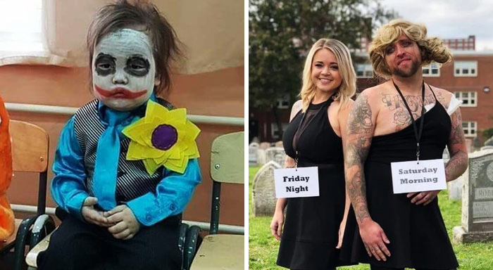 30 Hilarious Halloween Costumes That Are Not Superheroes Or Villains