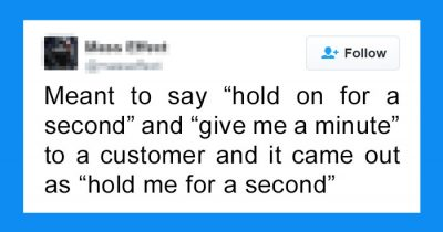 30 People Experienced Brain Farts And Made The Hilarious Communication Mistakes