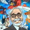 Miyazaki's movies for Studio Ghibli won't be available on any streaming services as he 'doesn't deal with the 21st century'.