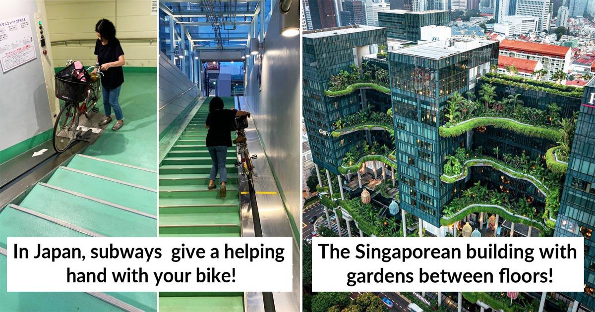 19 Super Cool Urban Designs That Sparkle Brighter Than A Diamond