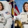 Two Women Astronauts Make History By Doing First-Ever All-Female Space Walk