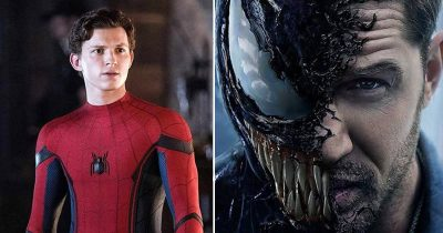 'Venom' Director Says A Crossover With Spider-Man Will Happen