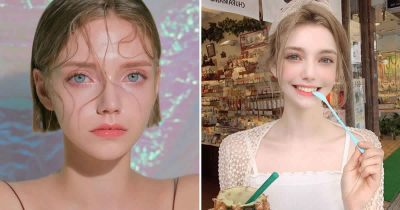 Meet Chloe, The Gorgeous German Model That Looks Like An Elf