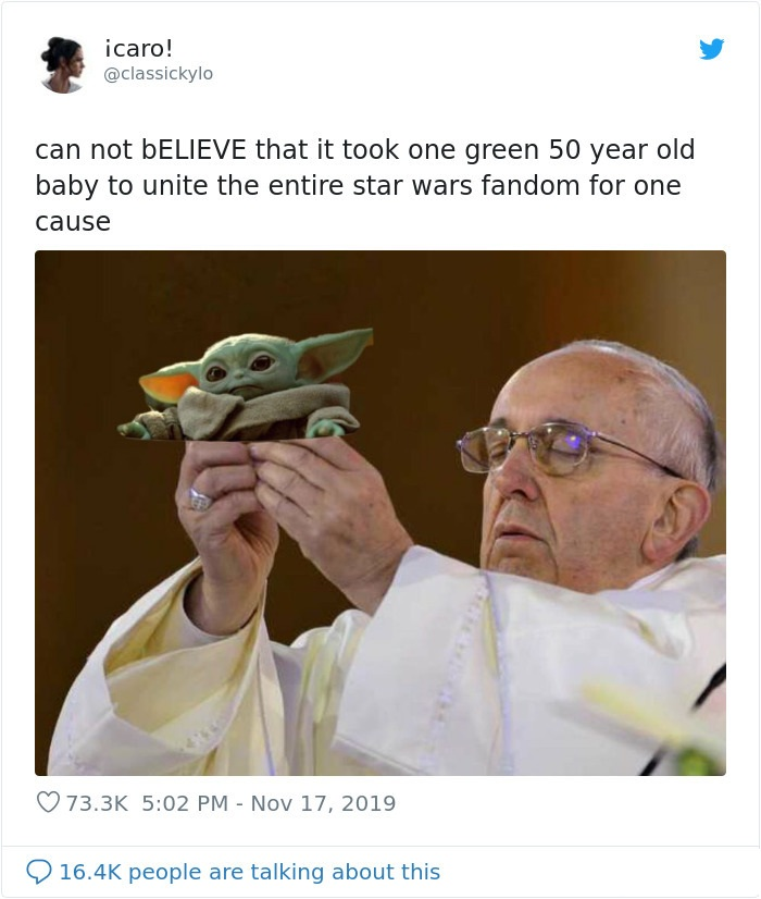 30 Baby Yoda Memes That Will Save You From The Dark Side