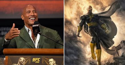 Dwayne Johnson Reveals First Look Of His First-Ever Superhero Flick Black Adam