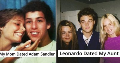 31 People Who Realized They Knew Or Dated Celebs Before They Were Famous