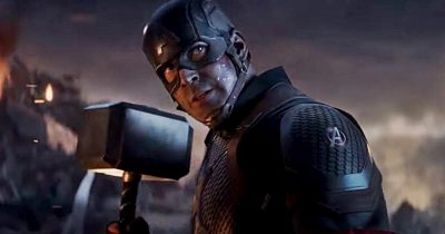 Avengers: Endgame writers agree there was a plot hole on Captain America holding Mjolnir.
