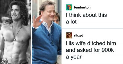 Somebody Shamed Brendan Fraser On His 'Depreciated' Looks, Gets Smashed In The Comments