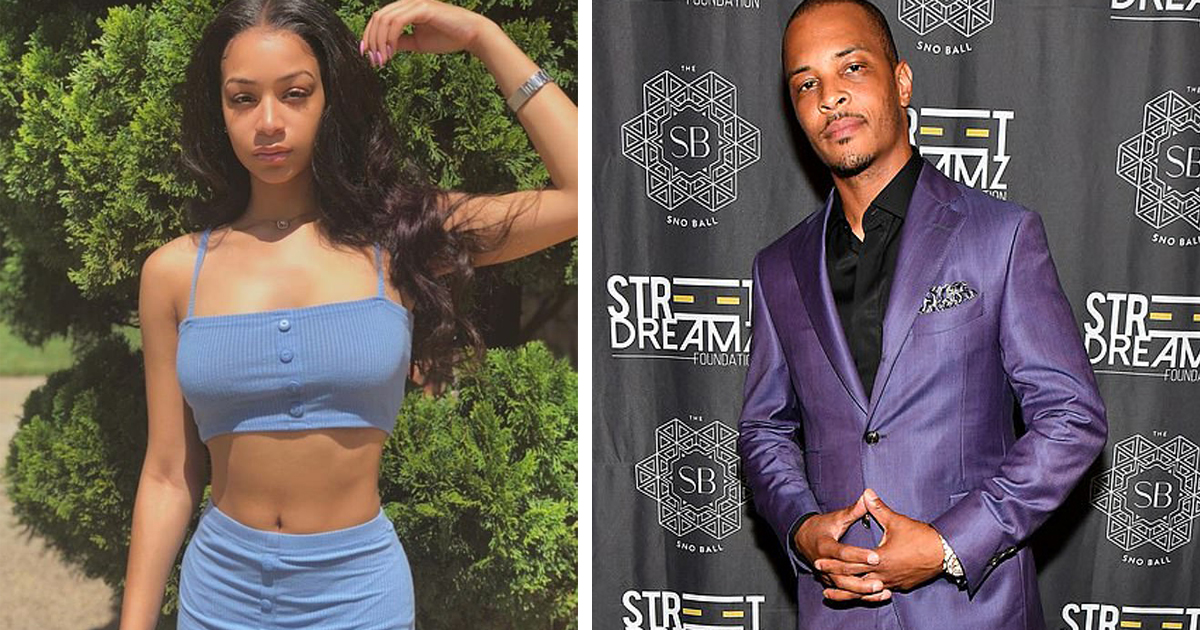 T.I. Takes His Daughter, 18, To Gynecologist Every Year To Make Sure She's Still Virgin