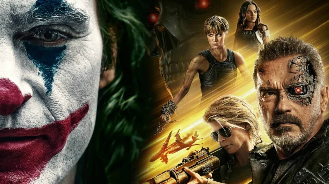 'Joker' continues to eat into other movie's sales as 'Terminator' faces its dark fate on its first weekend opening box.