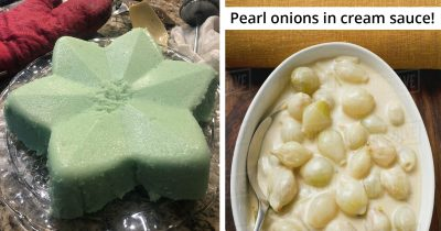 30 People Share Bizarre Thanksgiving Recipes That Their Families Refuse To Abandon